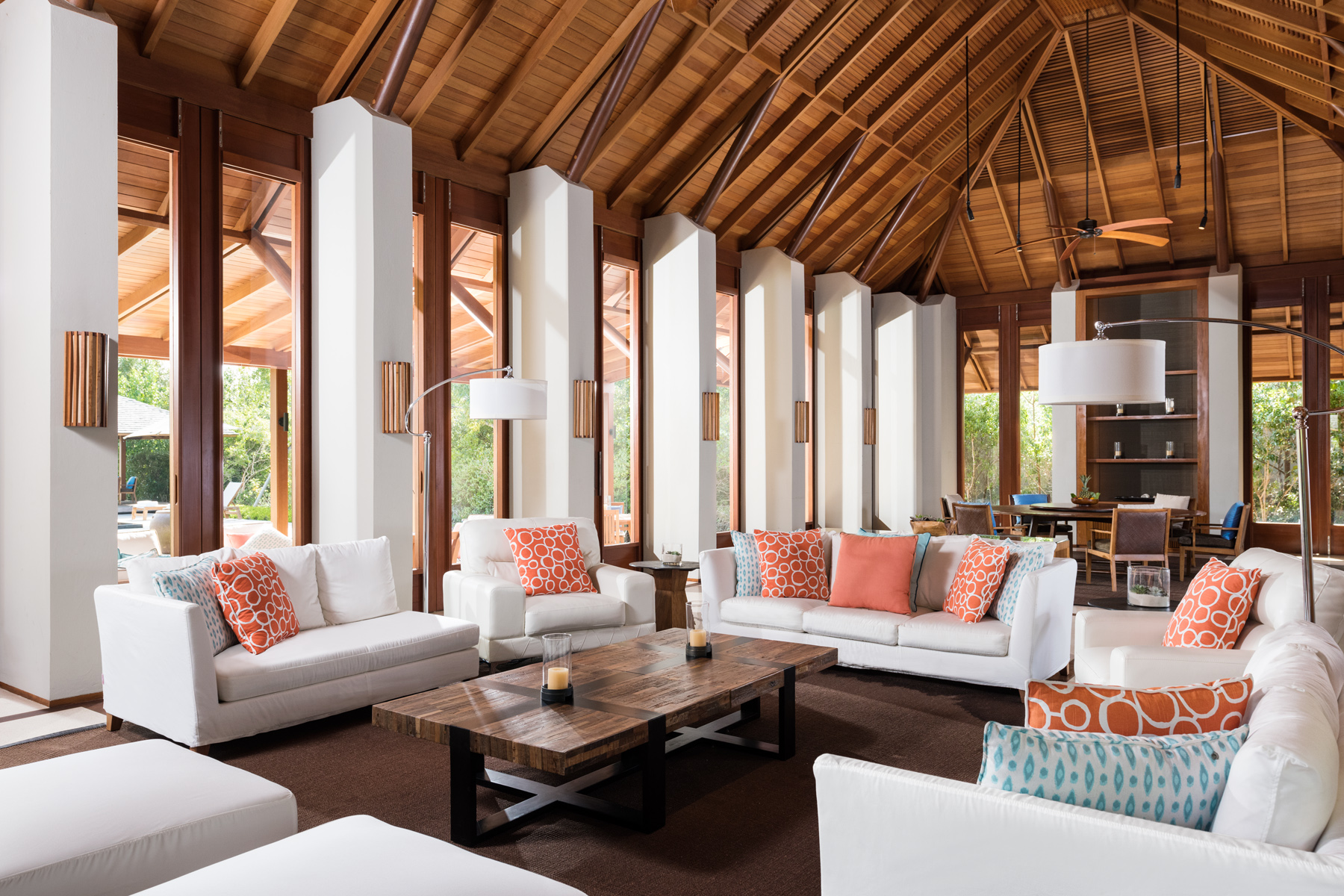 Additional photo for property listing at Amanyara Villa 15 North West Point North West Point, Providenciales TCI Islas Turcas Y Caicos