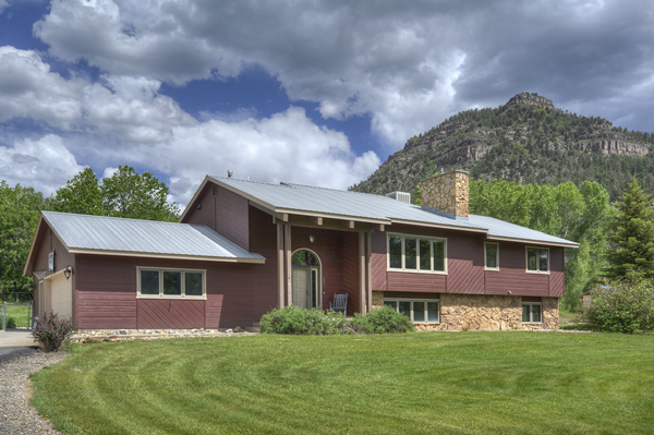 Single Family Home for Sale at 27 CR 201 27 County Road 201 Durango, Colorado 81301 United States