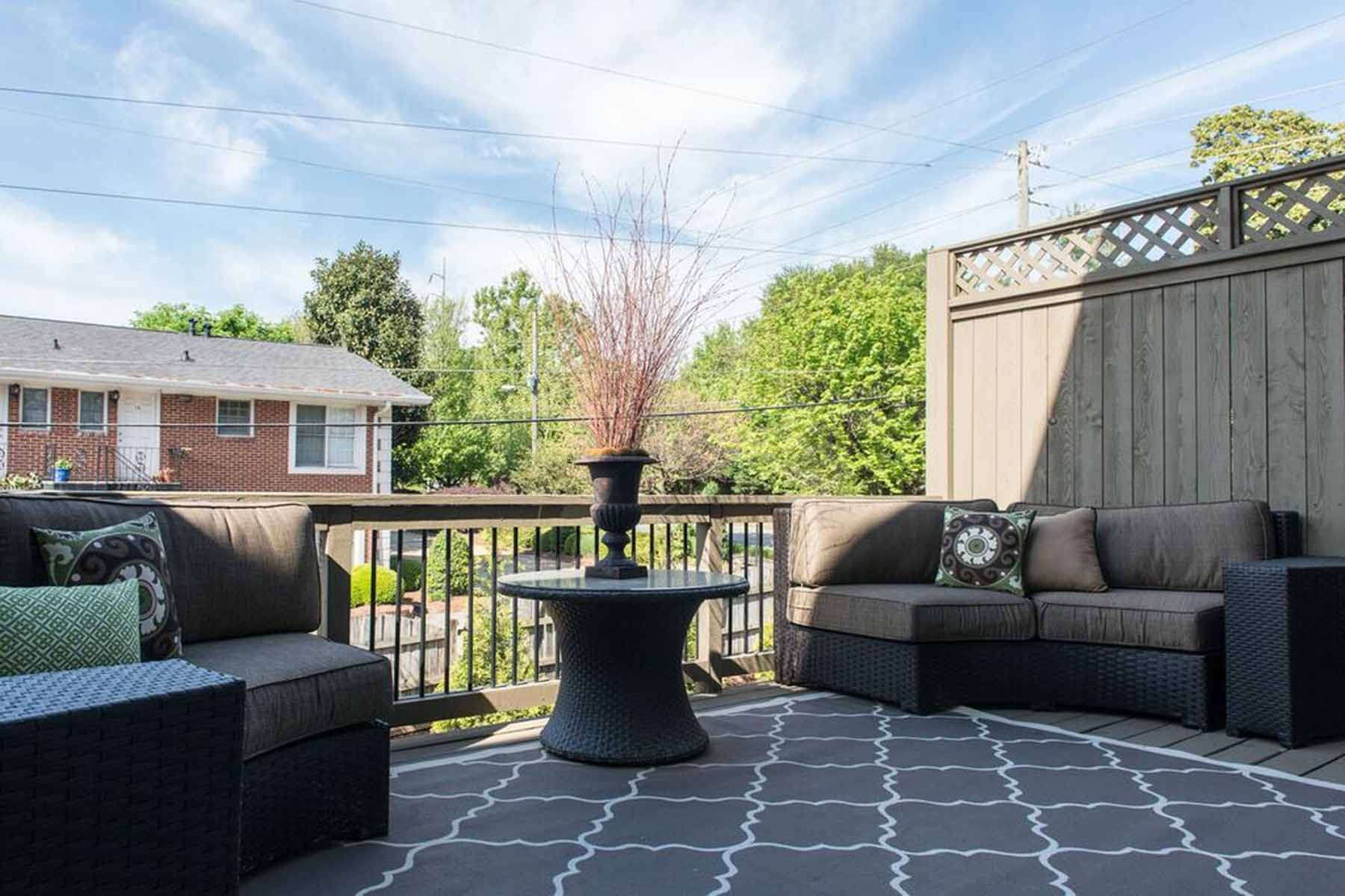 Additional photo for property listing at Brand New Townhomes near Emory 1212 Virginia Court NE Unit 206 Atlanta, Georgien 30306 Usa