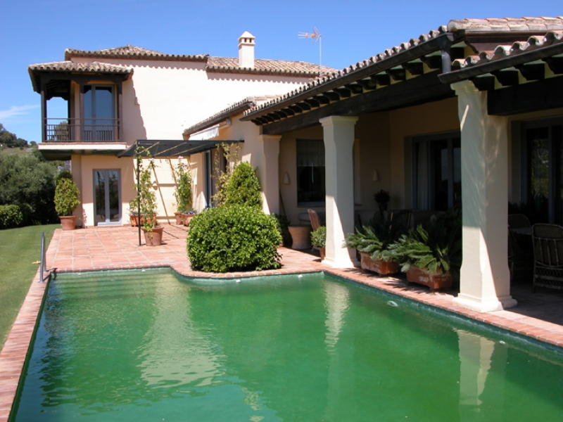 Single Family Home for Sale at Superb front line golf 380 m2 villa 11310 Sotogrande (Sotogrande Alto), Cadiz (Spain) Other Spain, Other Areas In Spain, 11310 Spain