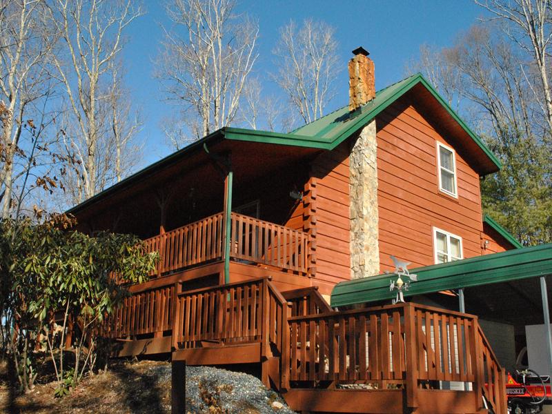 Villa per Vendita alle ore NORTHWEST ASHE 2561 Long Branch Road Rd Lansing, Carolina Del Nord, 28643 Stati Uniti