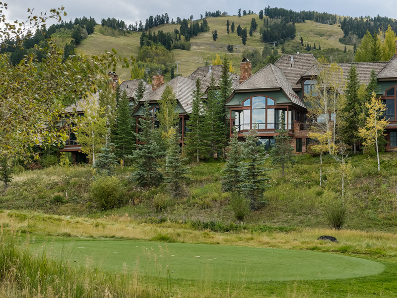 Condominium for Sale at Maroon Creek Club Townhome 74 Pfister Drive #206 West Aspen, Aspen, Colorado 81611 United States