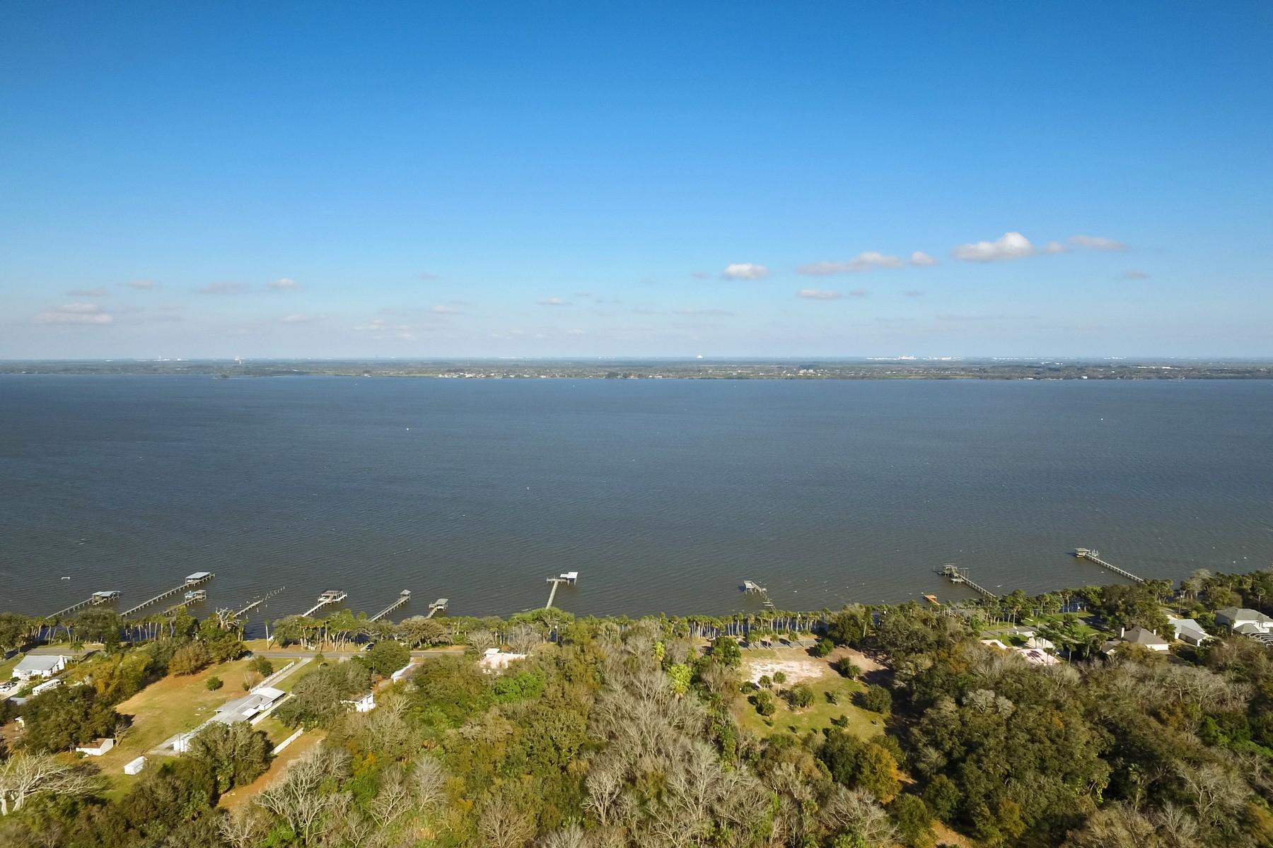 Terrain pour l Vente à 3885 Indian River Drive Cocoa, Florida, 32926 États-Unis