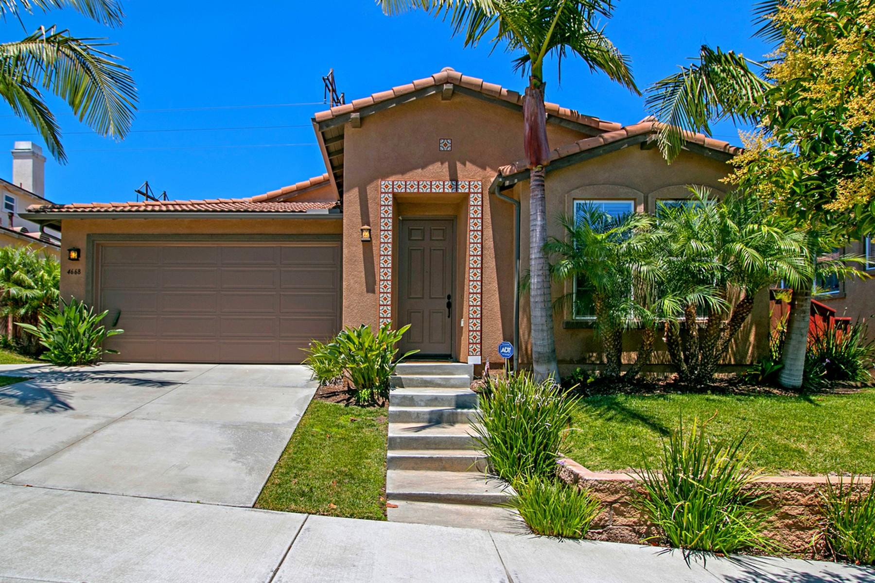 Maison unifamiliale pour l Vente à 4668 Meadow Drive Carlsbad, Californie, 92010 États-Unis