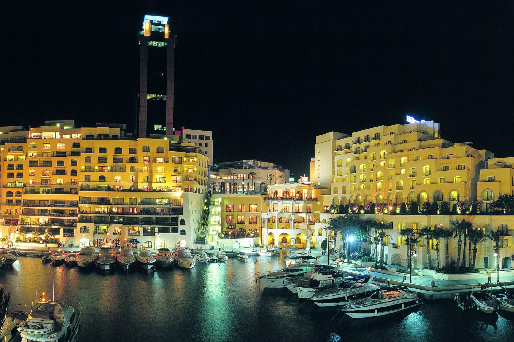 Malta property in Sliema Valletta, Portomaso