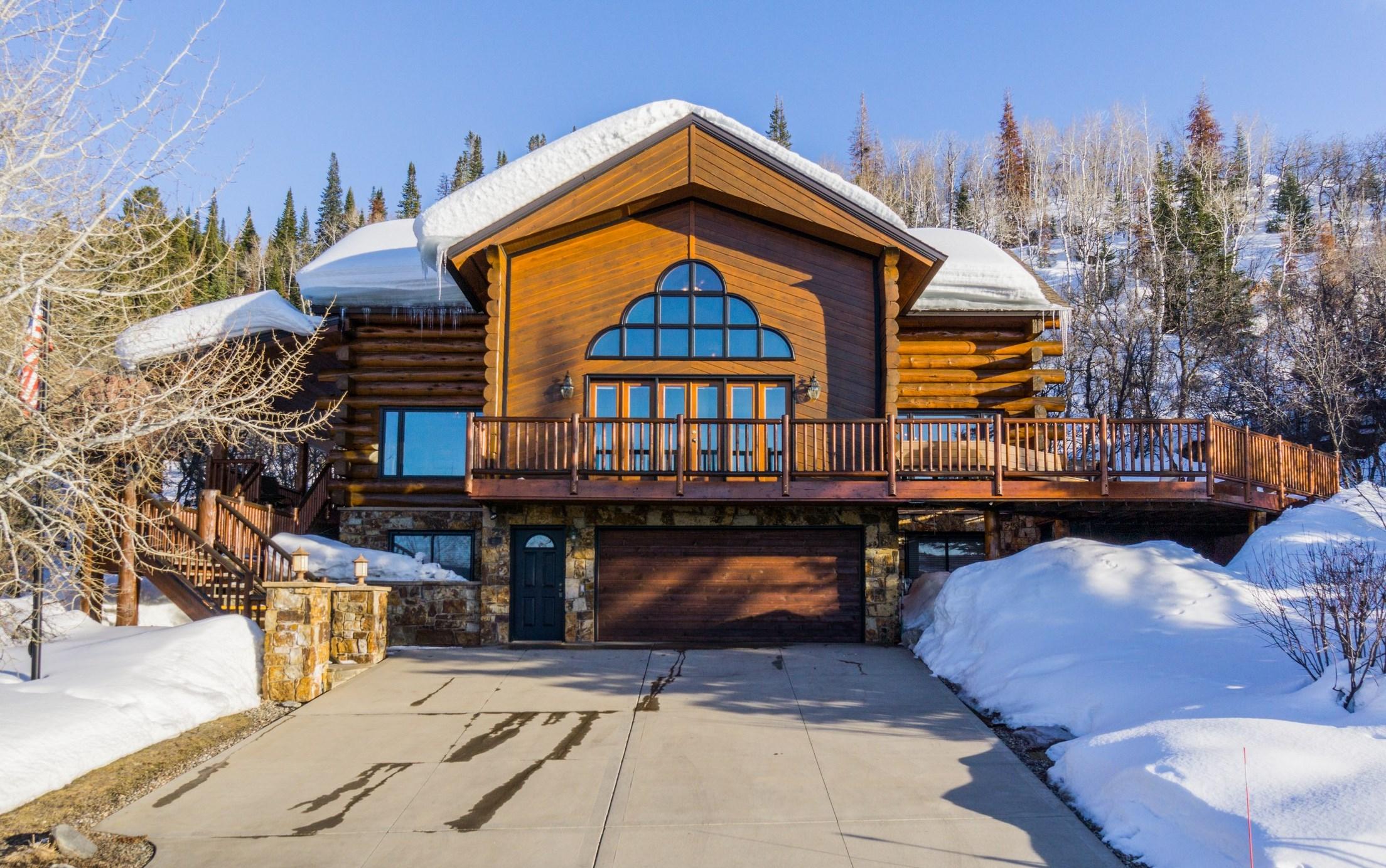 Einfamilienhaus für Verkauf beim Giant View Lodge 2225 Chanterelle Way Steamboat Springs, Colorado, 80487 Vereinigte Staaten