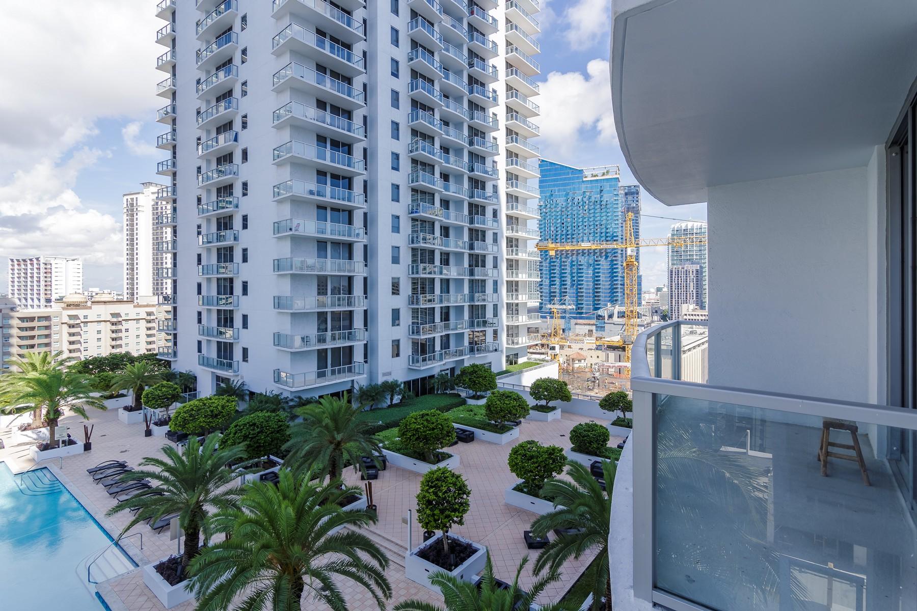 Condominium for Sale at 1060 Brickell Ave 1611 1060 Brickell Ave #1611 Miami, Florida 33131 United States