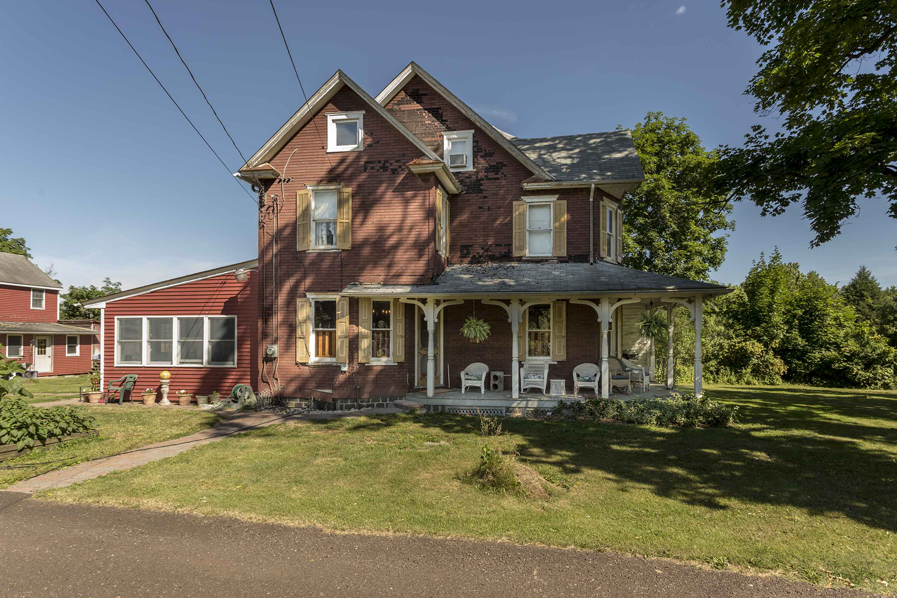 Single Family Home for Sale at Pipersville, PA 4948 Durham Rd Pipersville, Pennsylvania, 18947 United States