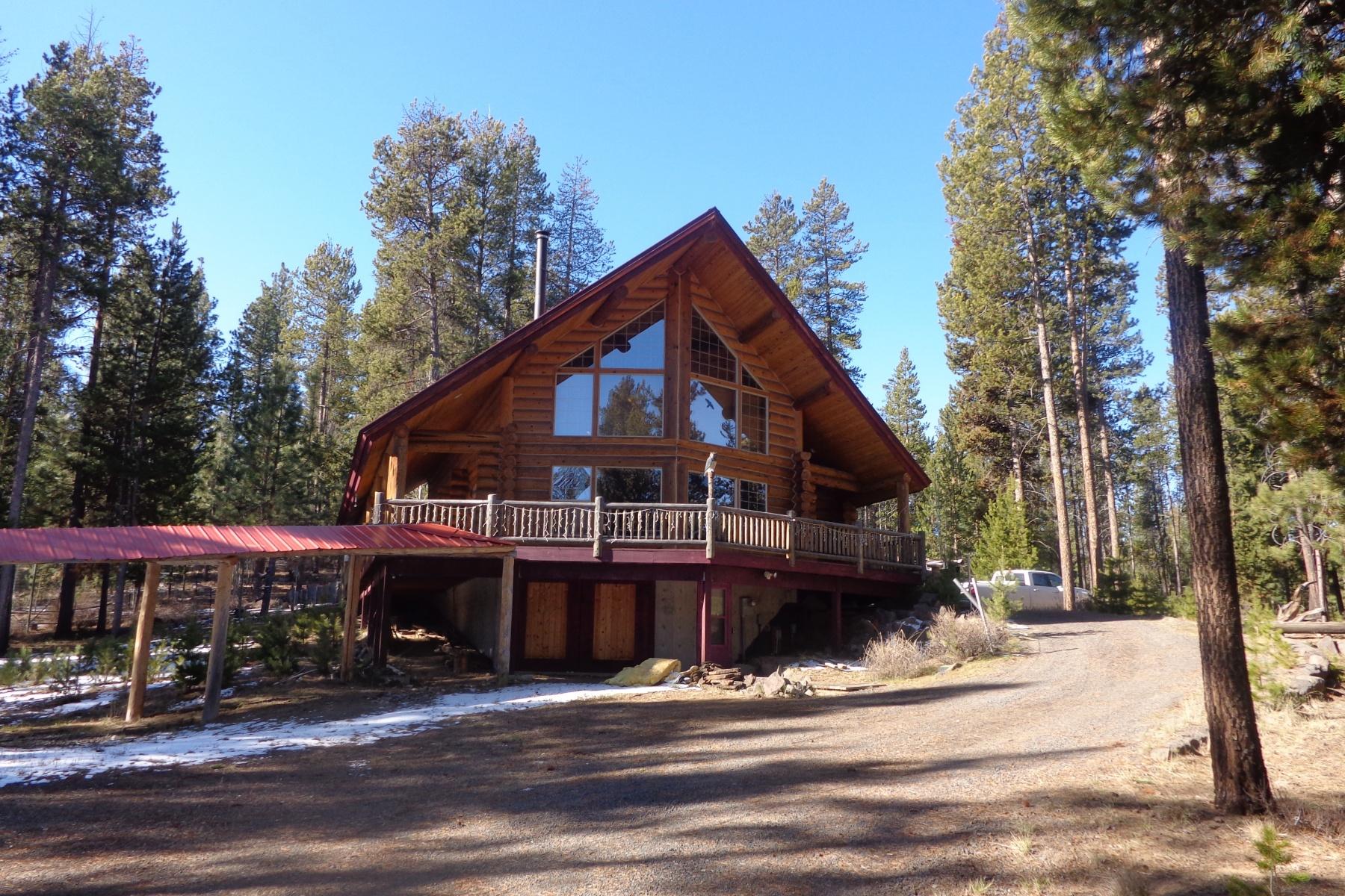Частный односемейный дом для того Продажа на 15153 River Lp 15153 River Loop Dr Bend, Орегон 97707 Соединенные Штаты