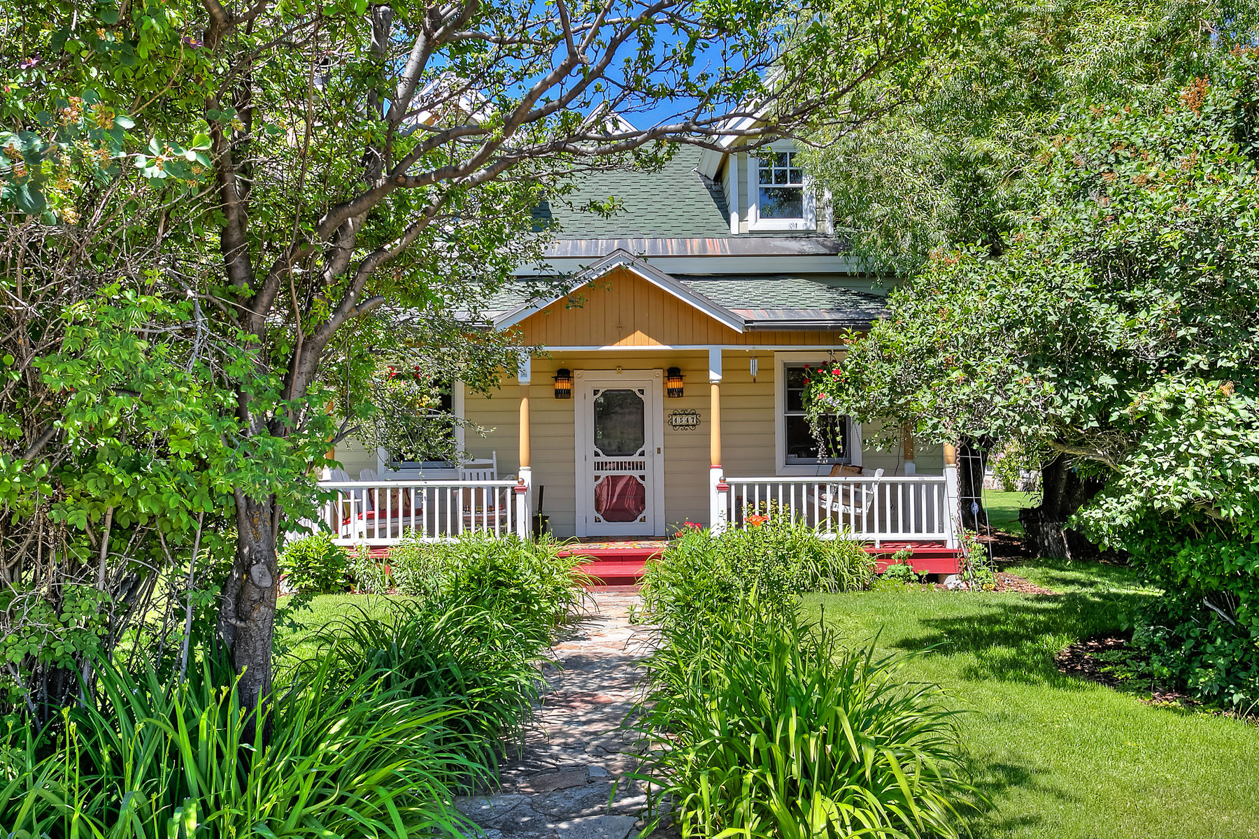 Property For Sale at Adorable Heartsong Cottage on 2 acres