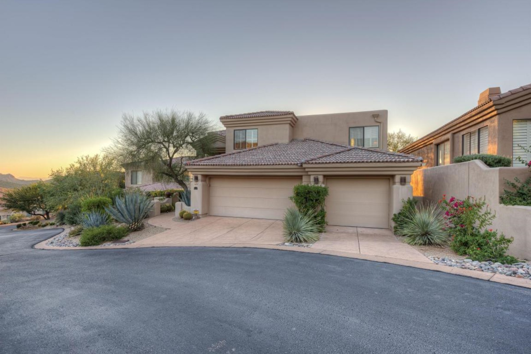 Property For Sale at Troon Village gated community of Whispering Ridge in NE Scottsdale