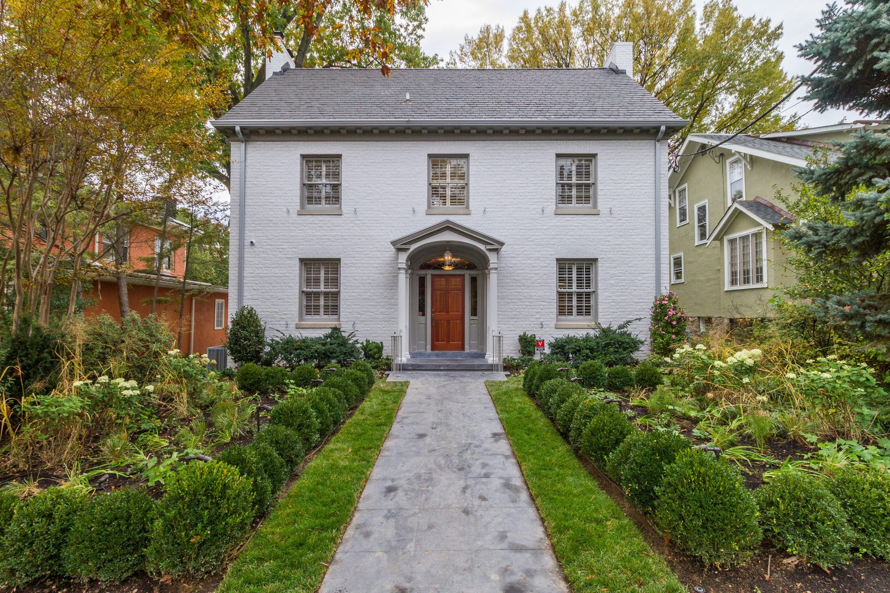 Single Family Home for Sale at 3532 Edmunds Street NW, Washington Washington, District Of Columbia 20007 United States