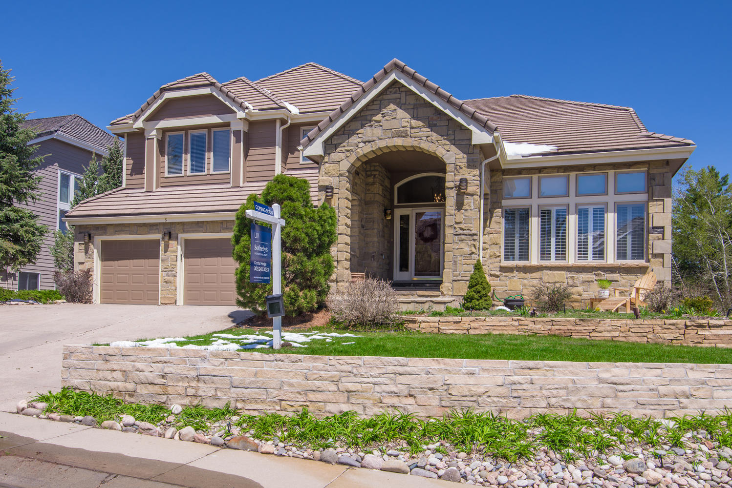 Single Family Home for Sale at Stunning views in Ken Caryl Valley 5 Prairie Clover Littleton, Colorado, 80127 United States