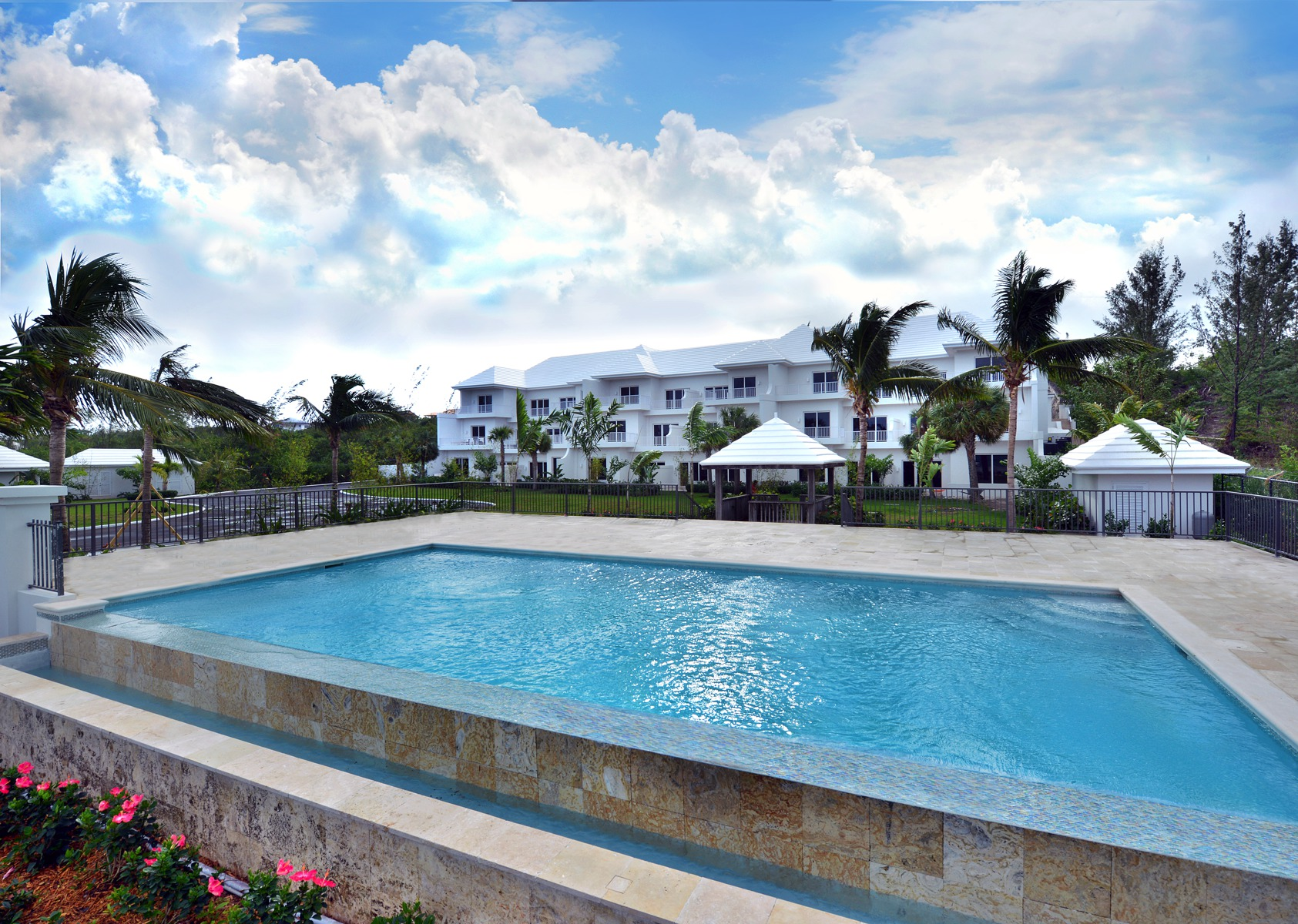 Additional photo for property listing at Ocean Terraces, Suite 101 West Bay Street, New Providence/Nassau Bahamas