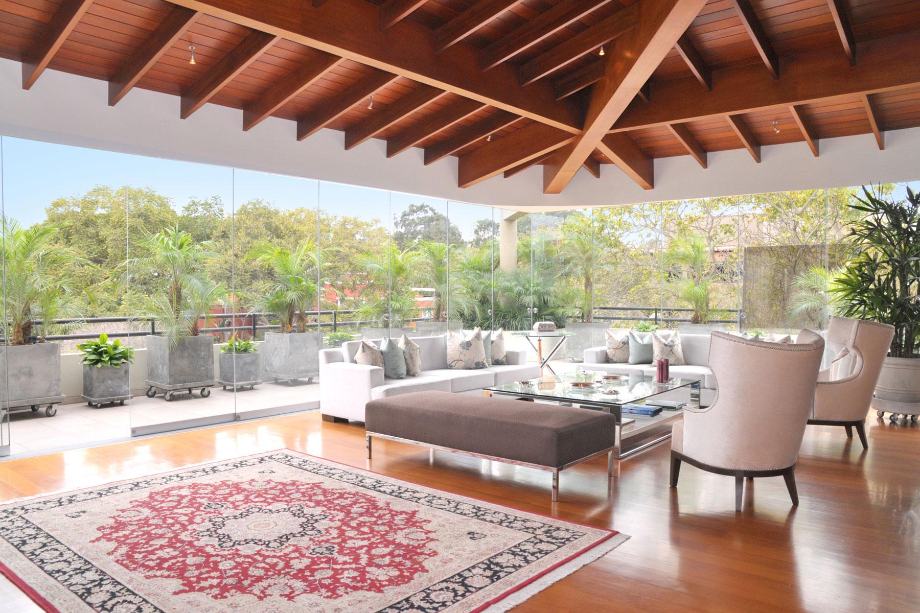 Apartment for Sale at Espectacular Pent House Dúplex ubicado en la zona de parques Calle Mariscal Blas Cerdeña San Isidro, Lima, 27 Peru
