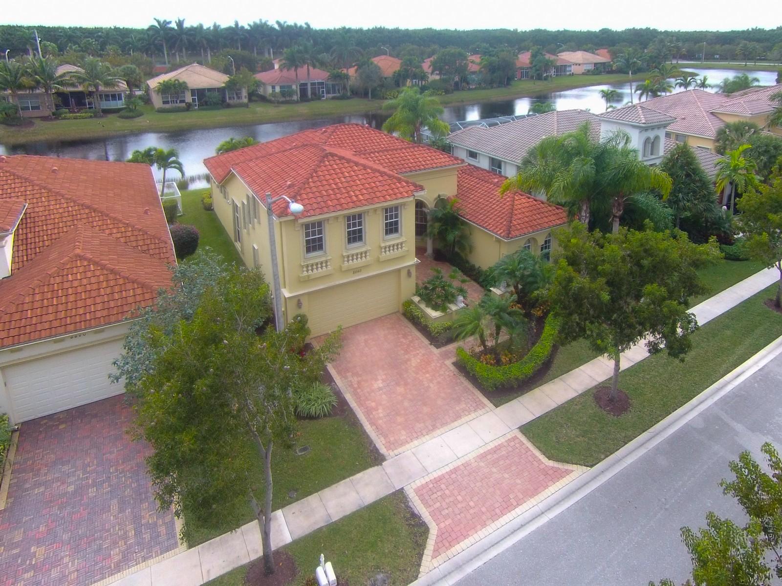 단독 가정 주택 용 매매 에 8840 Prestigio W Buena Vida, Wellington, 플로리다, 33414 미국