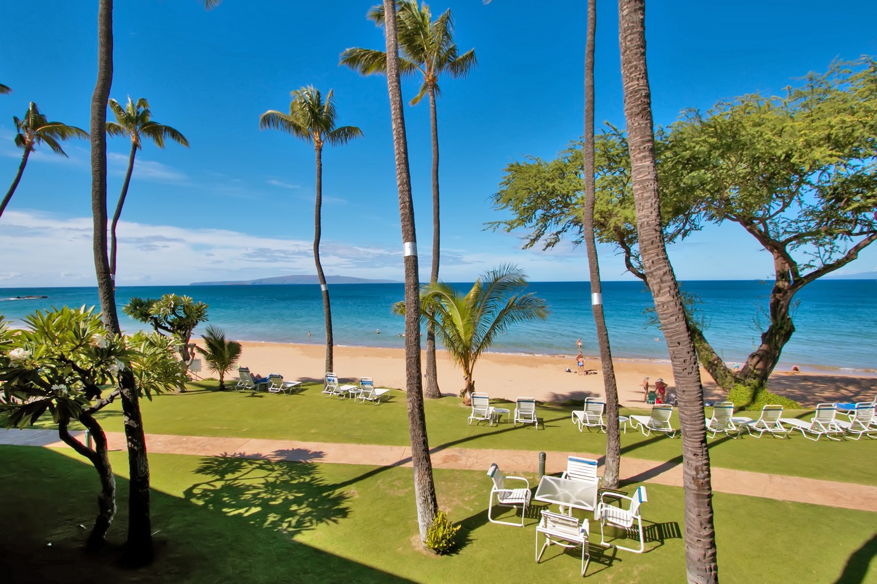 Condominium for Sale at Live Steps From a White Sandy Beach 2480 S Kihei Road, Hale Pau Hana #17 Kihei, Hawaii 96753 United States