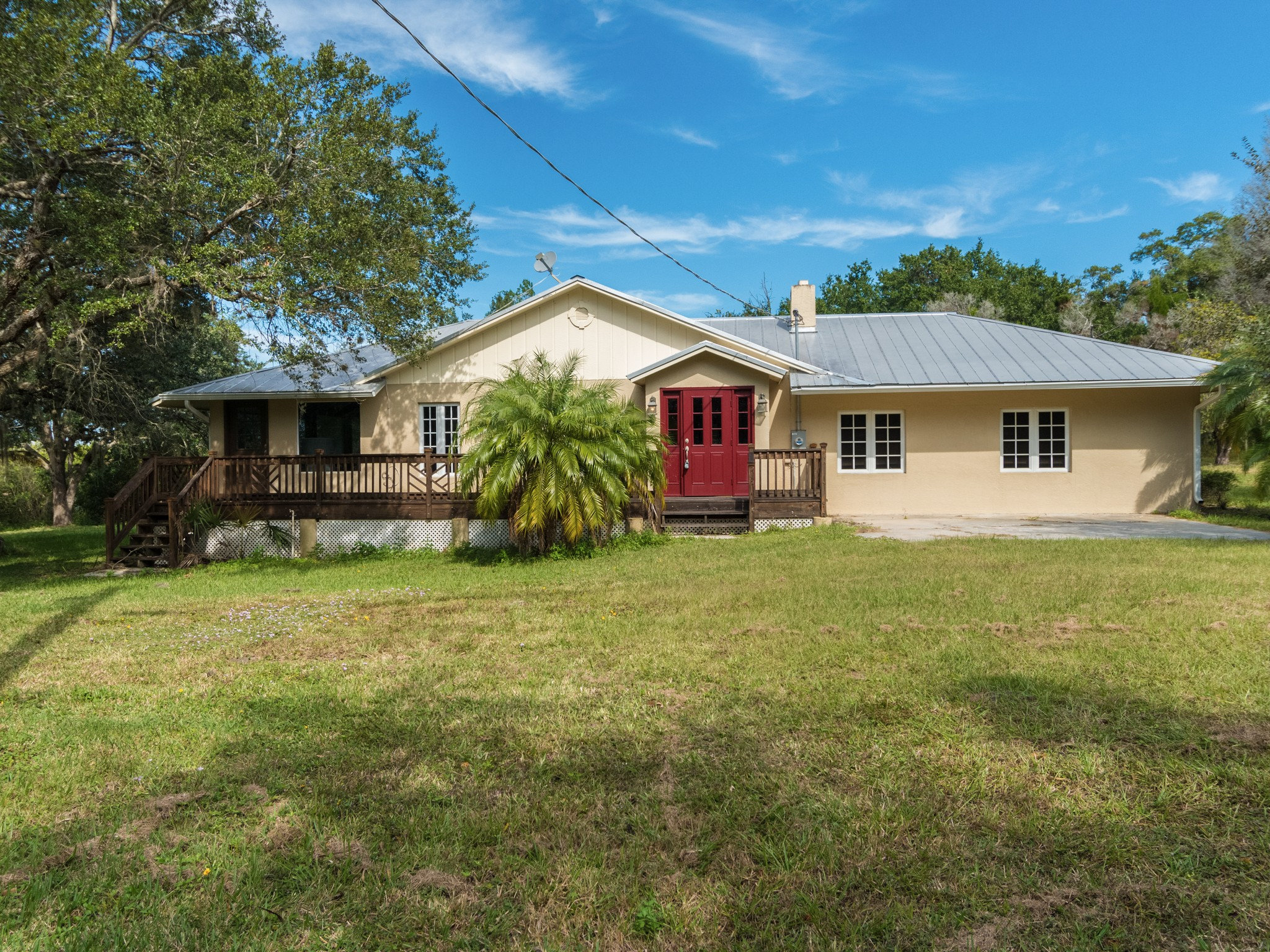 Maison unifamiliale pour l Vente à riverfront home on 5 acres plus lot 11725 Roseland Road + 11705 Roseland Road Sebastian, Florida 32958 États-Unis