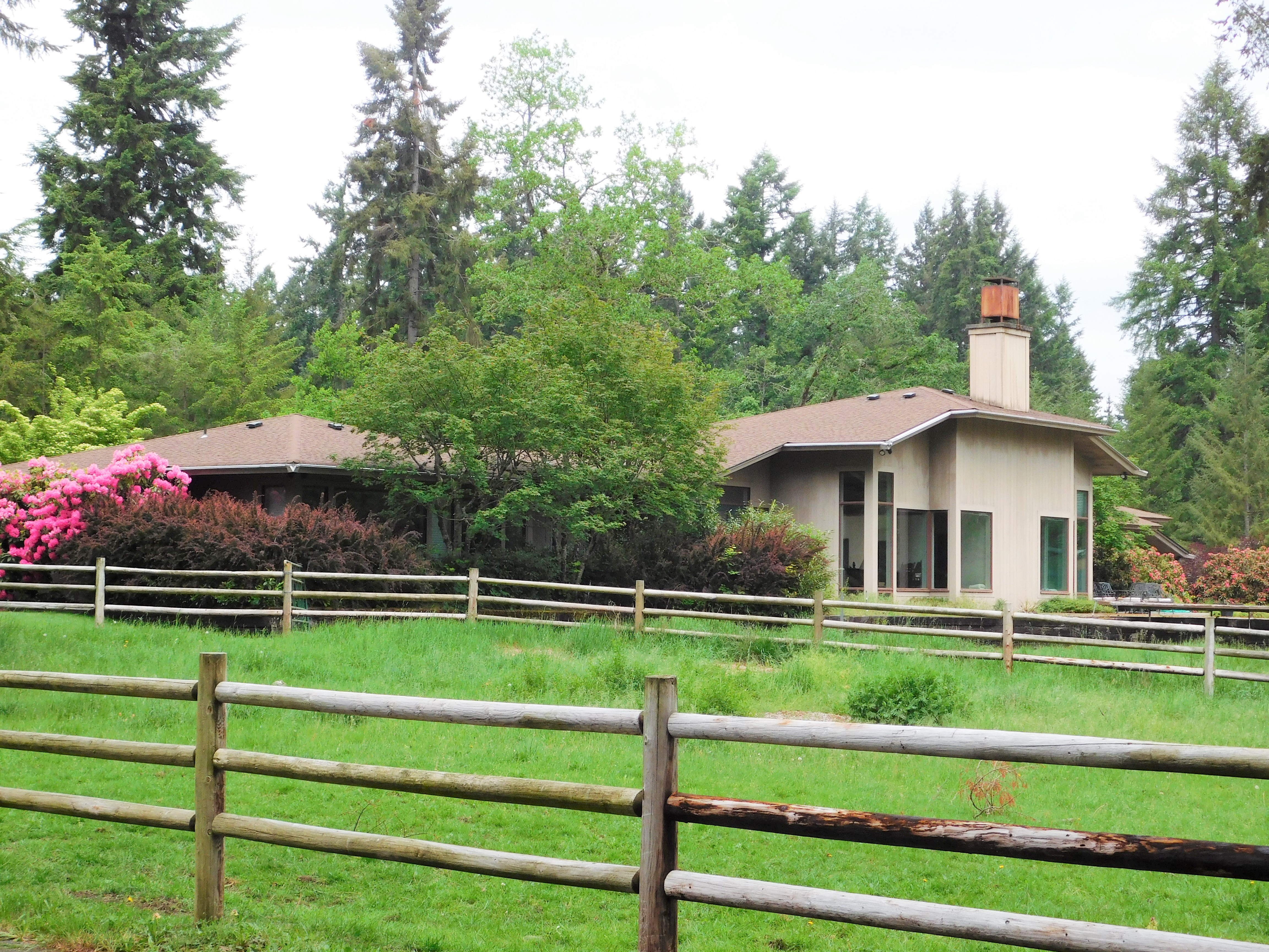 Single Family Home for Sale at Elk Plain Equestrian Estate 26315 34th Ave E Elk Plain, Washington 98387 United States
