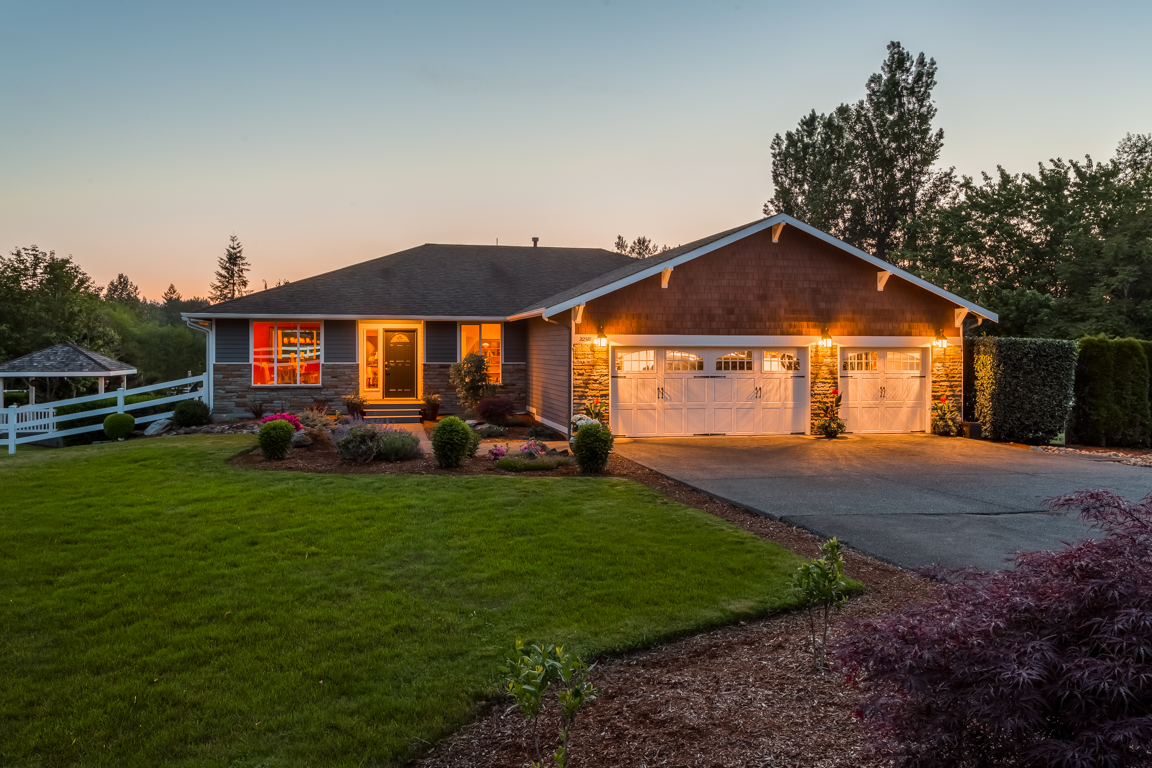 Single Family Home for Sale at Equestrian Paradise 22518 153rd Ave SE Snohomish, Washington 98296 United States