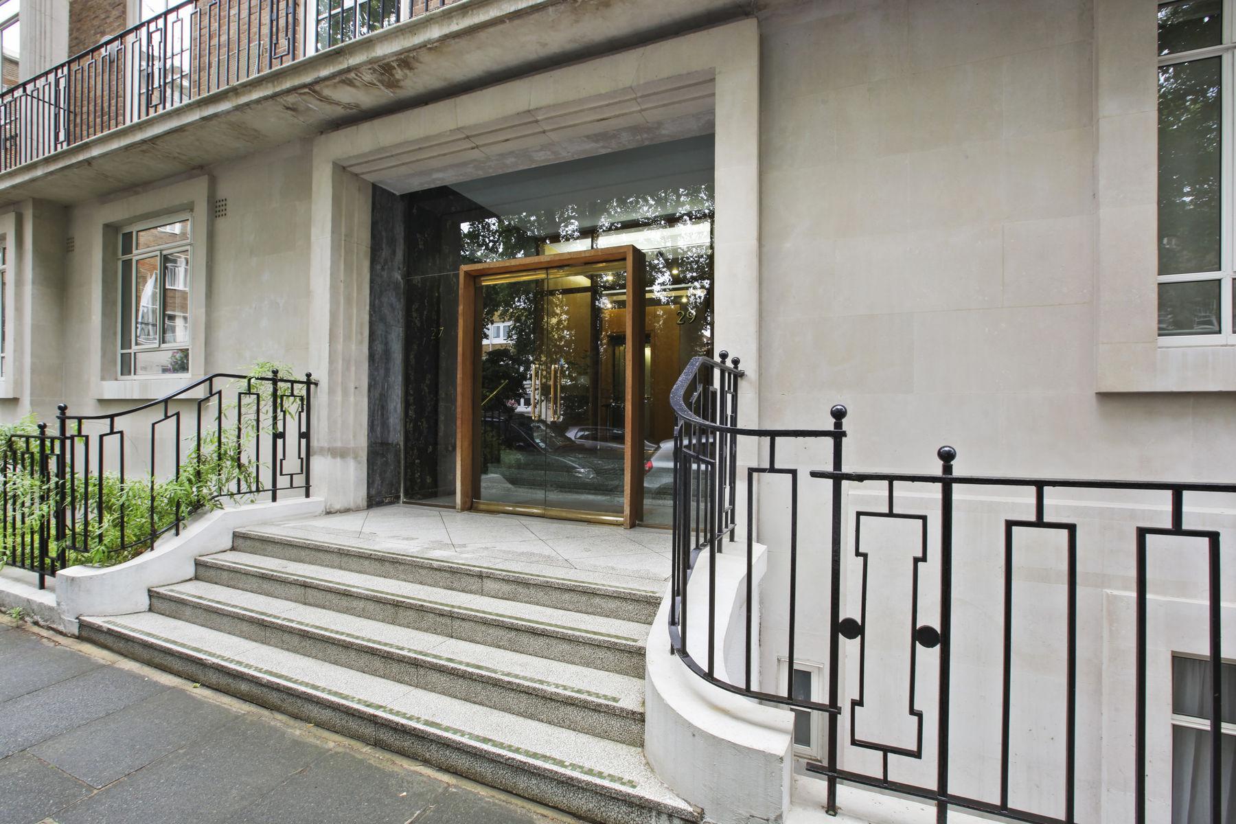 Appartement pour l Vente à Montagu Court London, Angleterre Royaume-Uni