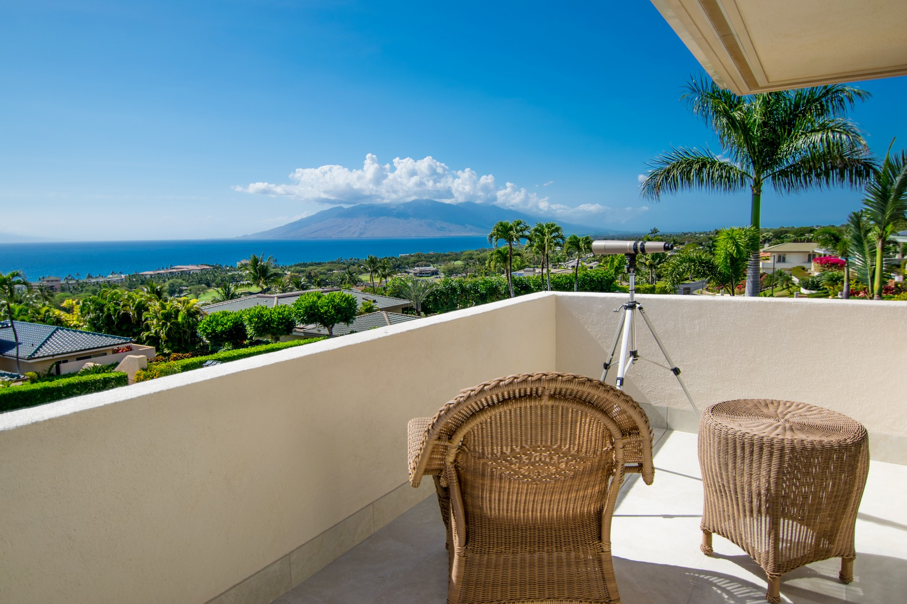 Property For Sale at Wailea Golf Estates Elegance