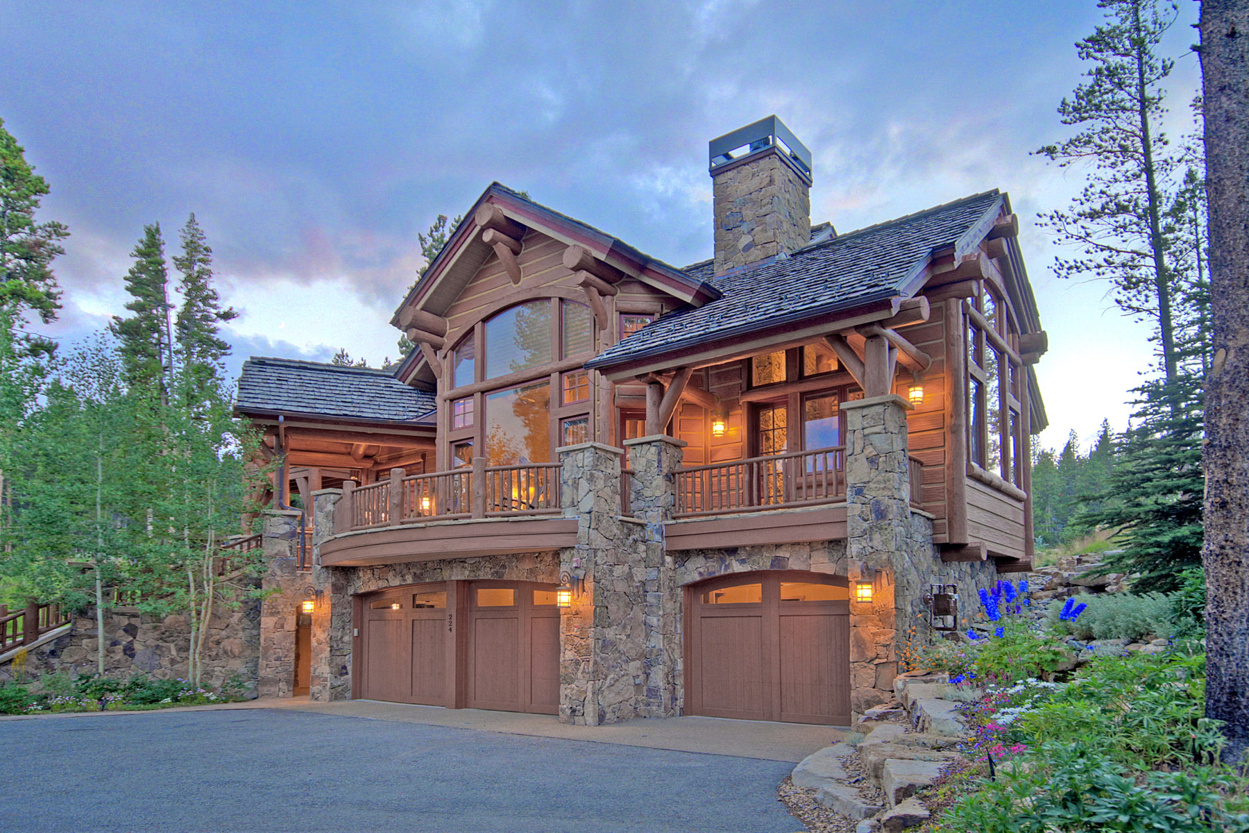 Single Family Home for Sale at 224 Westridge Rd 224 Westridge Road Breckenridge, Colorado 80424 United States