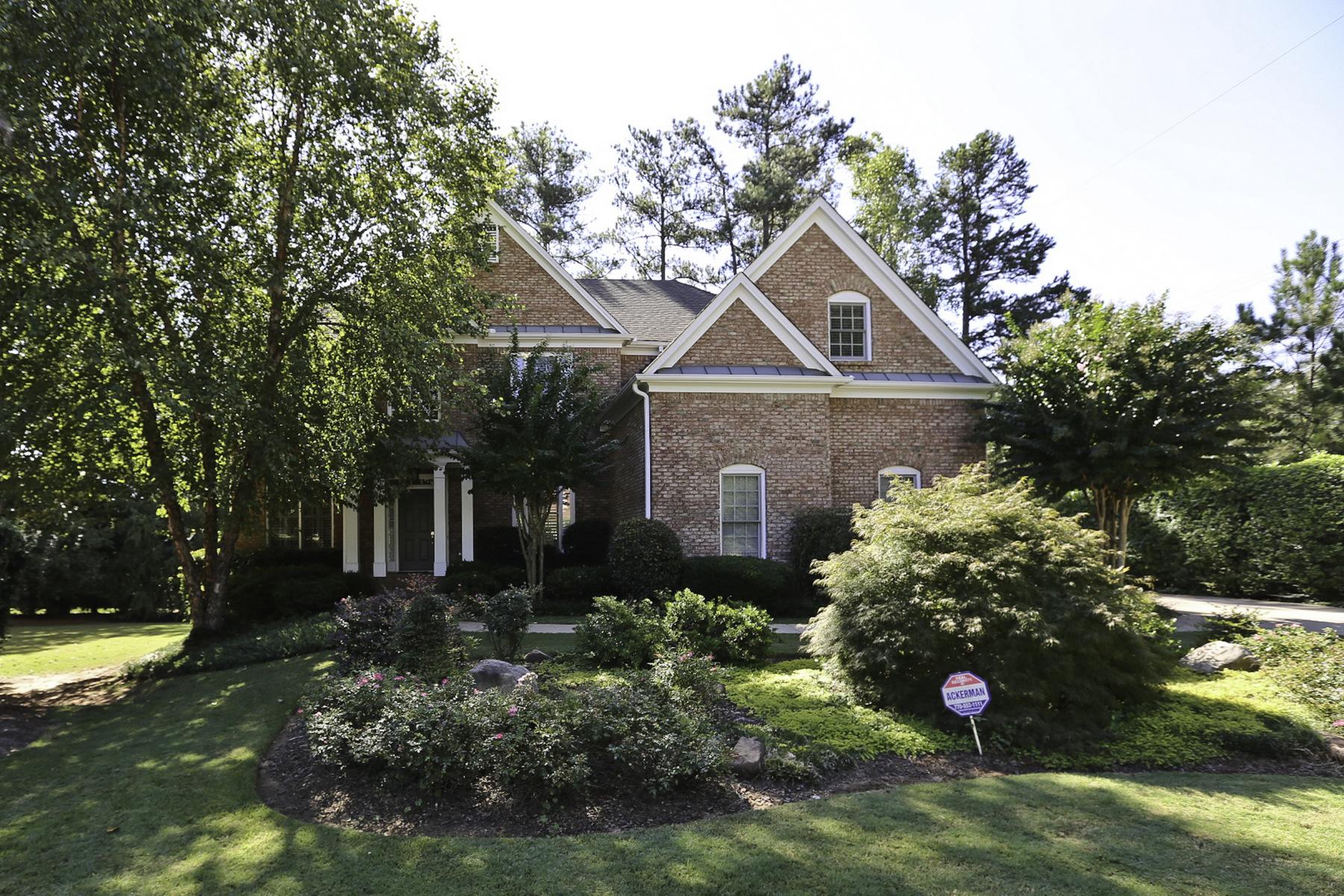 """Maison unifamiliale pour l Vente à A Perfect """"10"""" In East Cobb 842 Saints Drive Marietta, Georgia, 30068 États-Unis"""