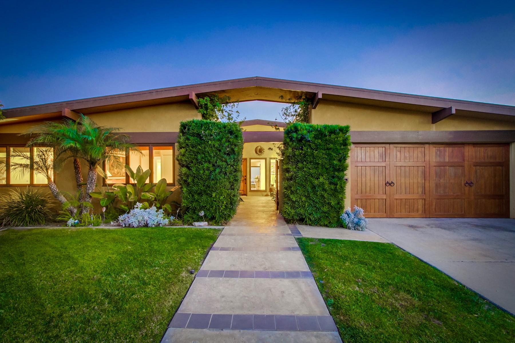 Vivienda unifamiliar por un Venta en 2181 Belloc Court San Diego, California, 92109 Estados Unidos