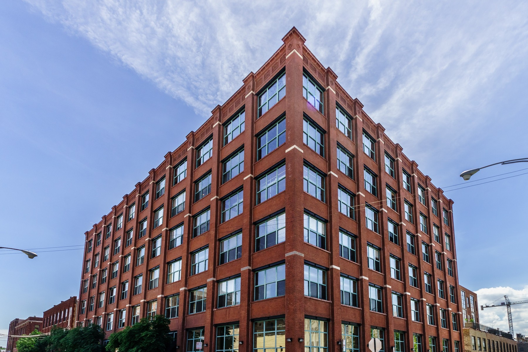 Condominium for Sale at Incredible West Loop Loft! 312 N May Street Unit 2D Near West Side, Chicago, Illinois, 60607 United States