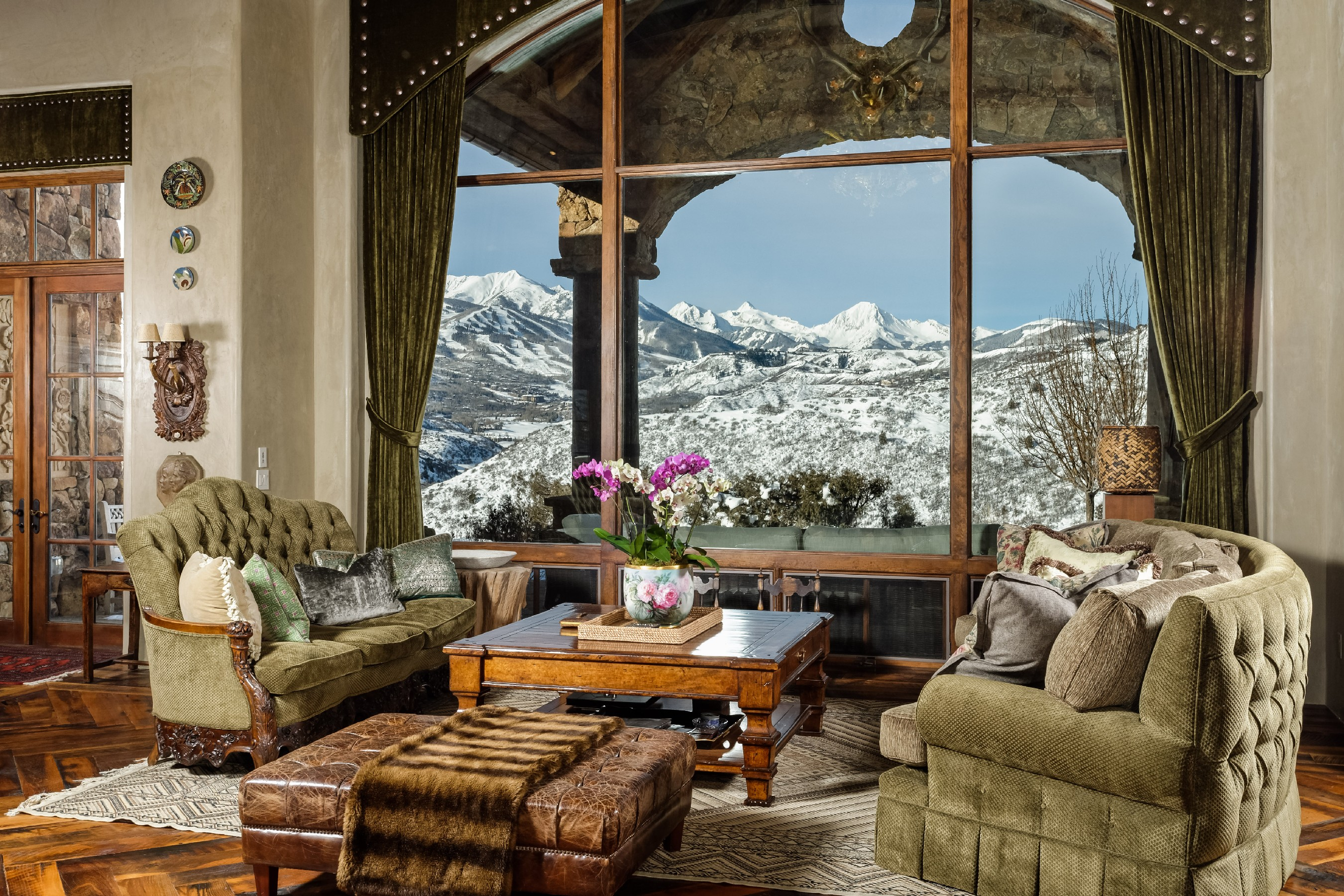 Villa per Vendita alle ore Simply Perfect 780 Pioneer Springs Road Snowmass Village, Colorado, 81615 Stati Uniti