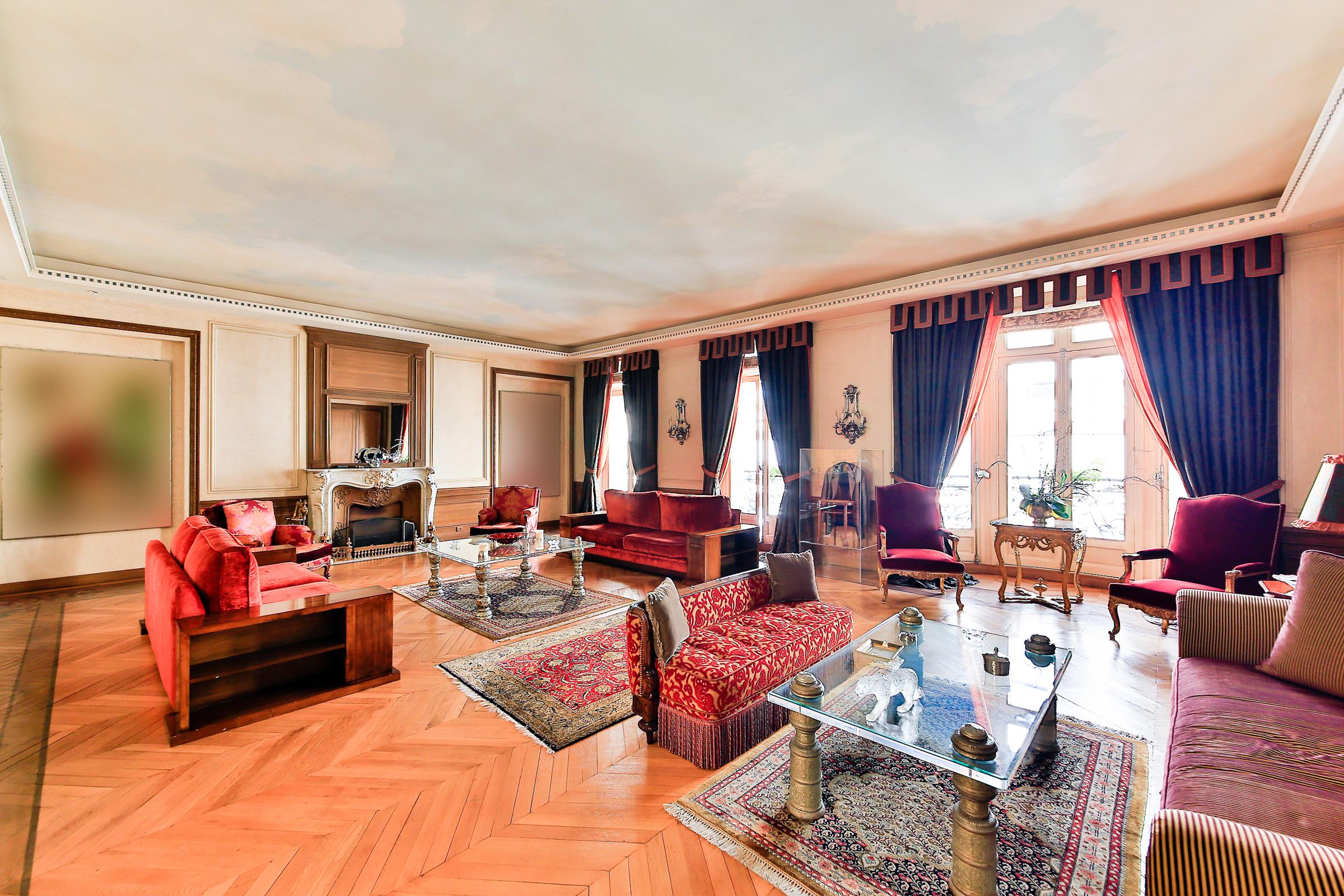 Appartement pour l Vente à Apartment - Henri Martin Paris, Paris 75016 France
