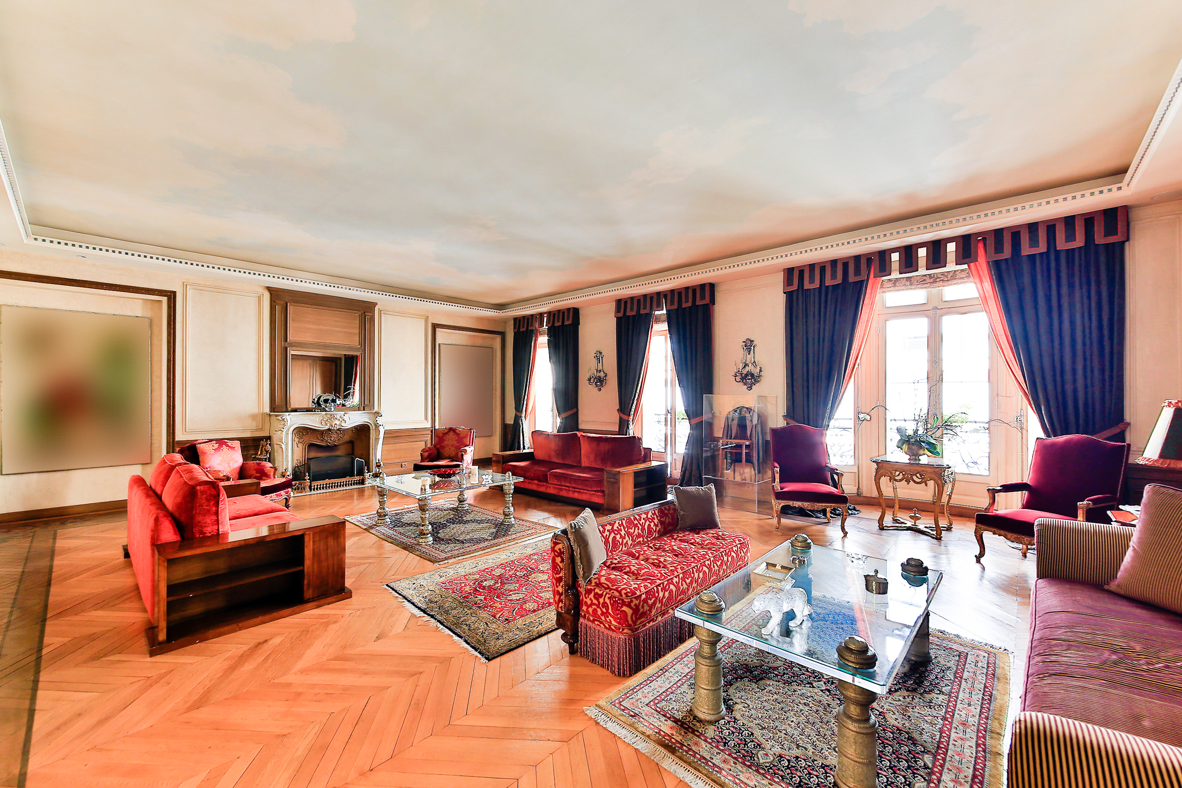 Apartamento por un Venta en Apartment - Henri Martin Paris, Paris 75016 Francia