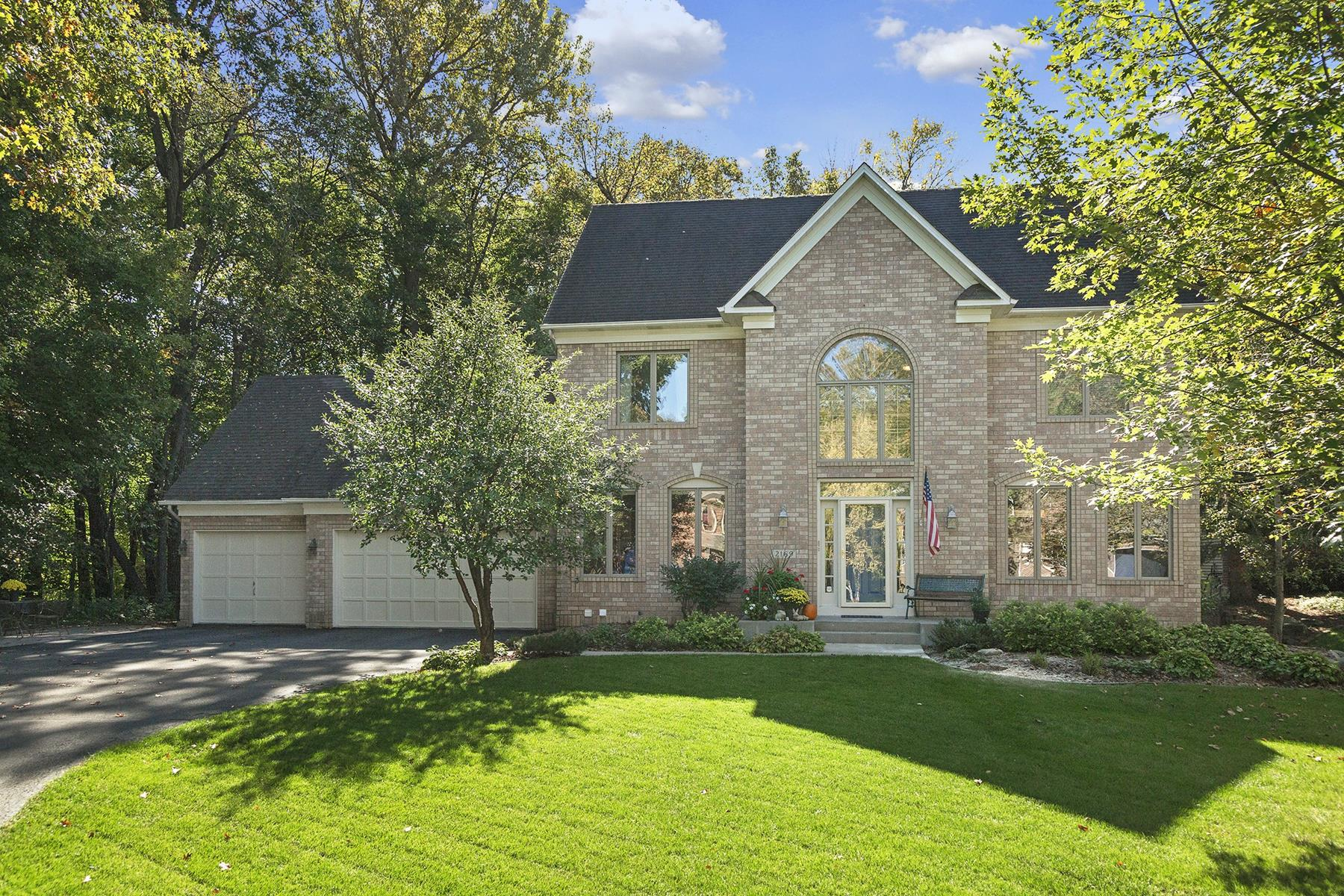 Single Family Home for Sale at 2169 Stone Creek Drive Chanhassen, Minnesota, 55317 United States