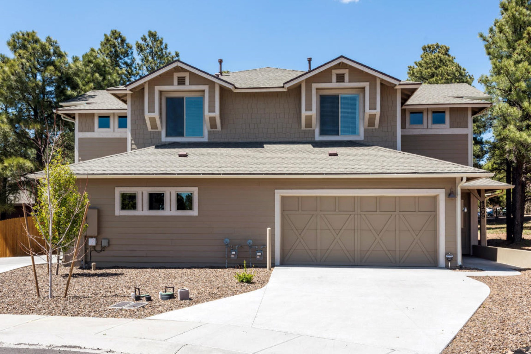 Townhouse for Sale at Quality Construction by Miramonte Homes 1136 N Waterside DR Lot 14 Flagstaff, Arizona, 86004 United States
