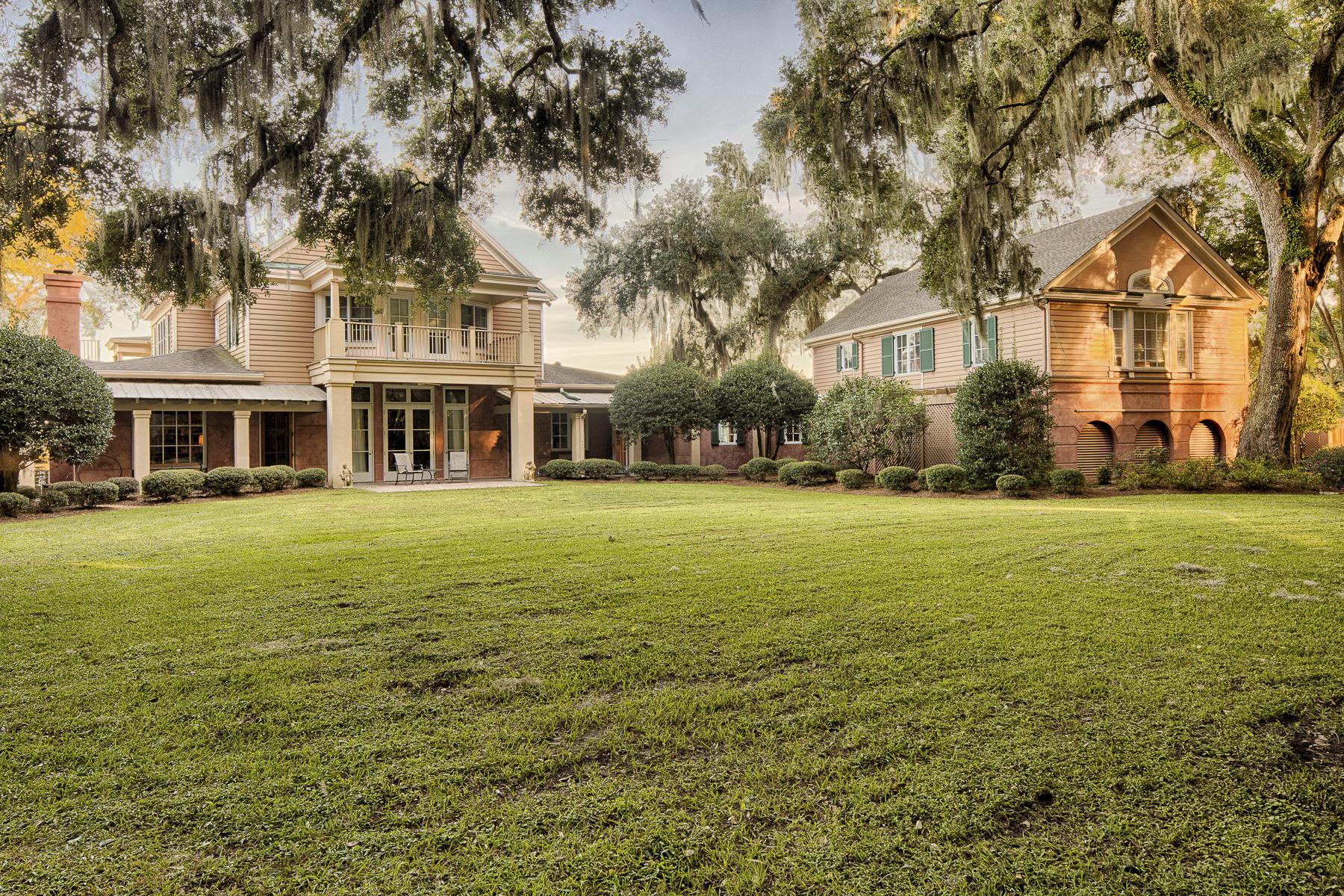 其它住宅 为 销售 在 Galleon's Lap 1 Heffalump Road Okatie, 南卡罗来纳州 29909 美国