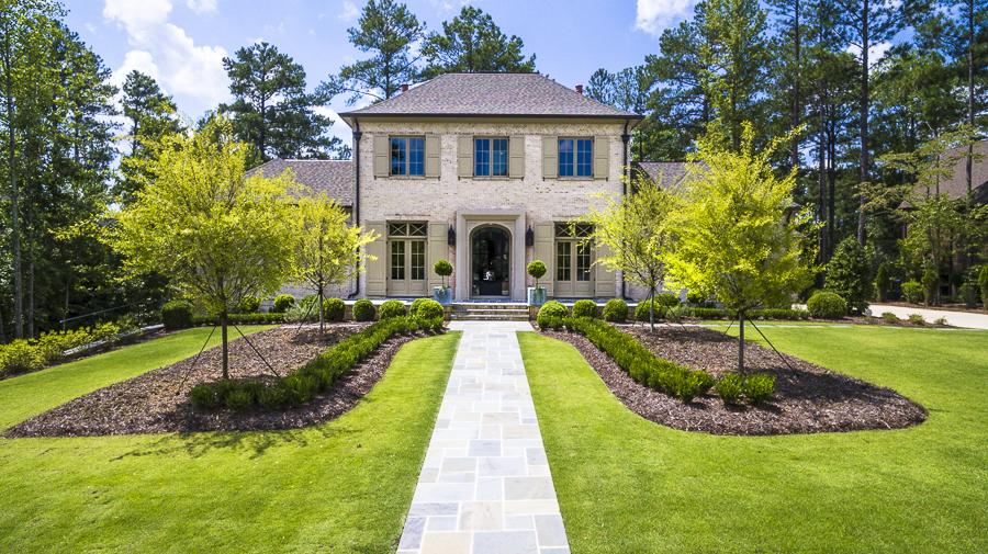 獨棟家庭住宅 為 出售 在 French Style Home on 4th Fairway in The River Club 4864 Kettle River Point Suwanee, 喬治亞州, 30024 美國