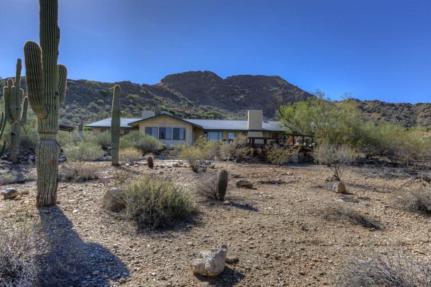 Terreno per Vendita alle ore Sweeping views from this 1.62 acre estate lot 5920 E Foothill Dr N #74 Paradise Valley, Arizona 85253 Stati Uniti