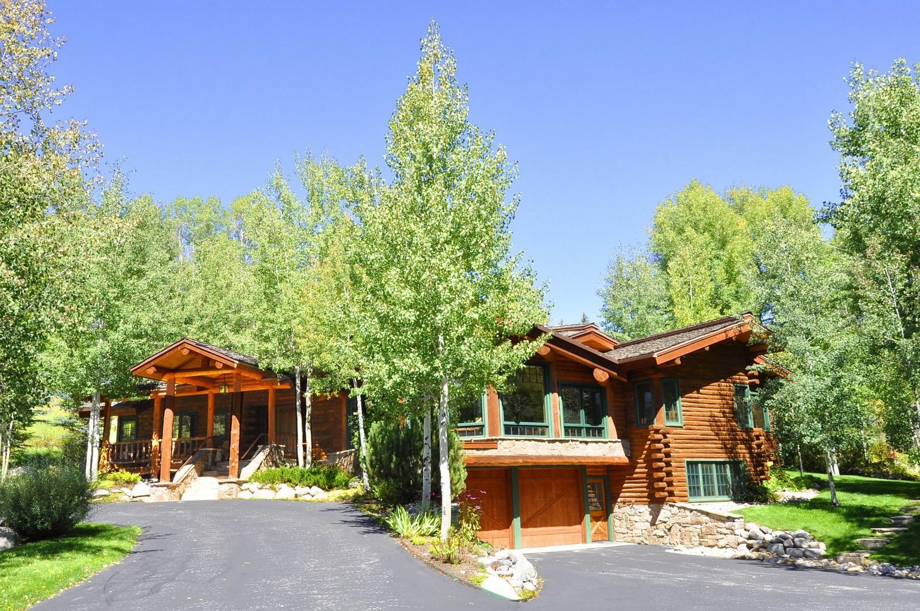 Einfamilienhaus für Verkauf beim Magnificent Home On 6.62 Acres 31025 Sweetwater Drive Steamboat Springs, Colorado 80487 Vereinigte Staaten