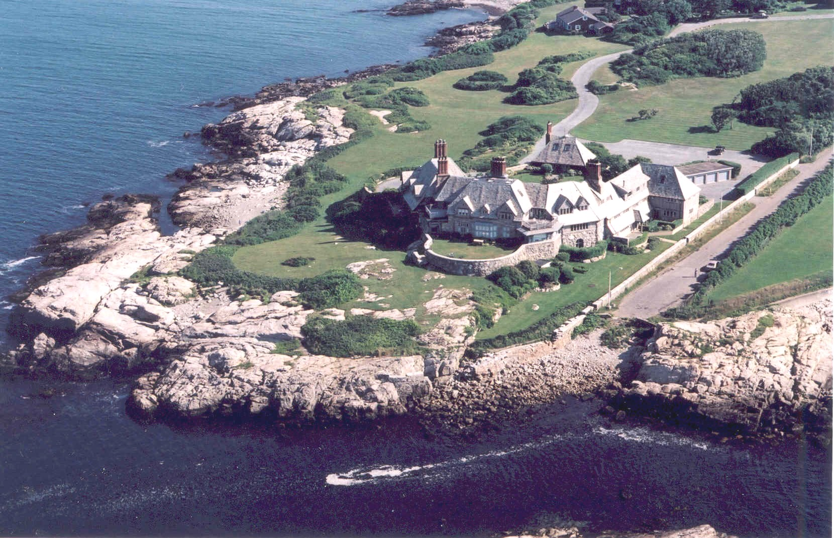 Condominium for Sale at The Waves 61 Ledge Road H Newport, Rhode Island 02840 United States