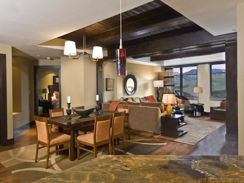 Appartement en copropriété pour l Vente à Lumiere, Unit 602 118 Lost Creek Lane Lumiere, Unit 602 Mountain Village, Telluride, Colorado 81435 États-Unis
