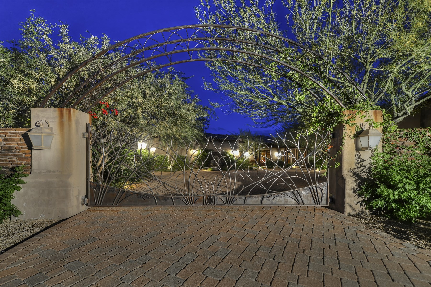 Property Of Timeless and elegant family estate on 3-acres in Whisper Rock Estates
