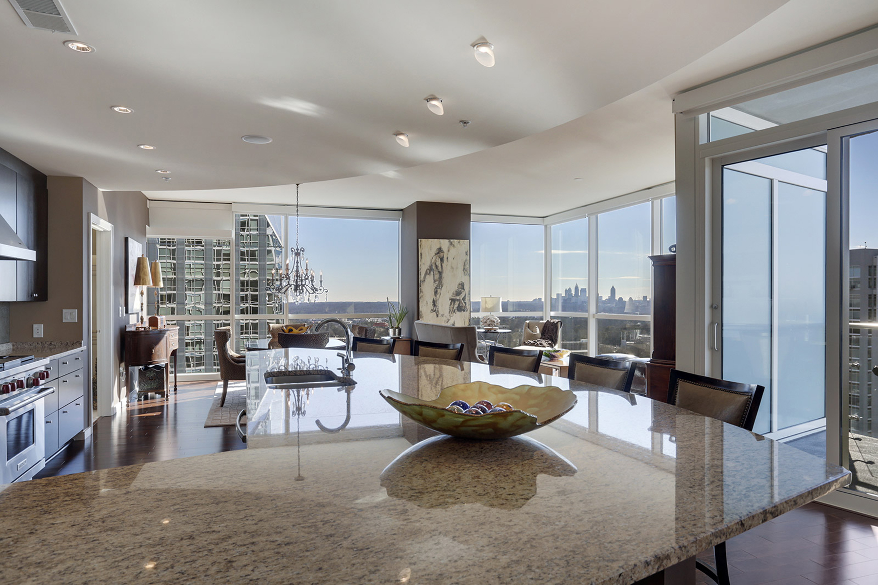 Property For Sale at Expansive Open Floor Plan At Terminus In Buckhead