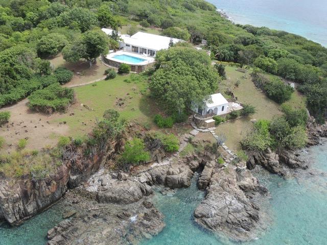 独户住宅 为 销售 在 Indigo Point Indigo Estate, 大指挥官岛, 英属维尔京群岛