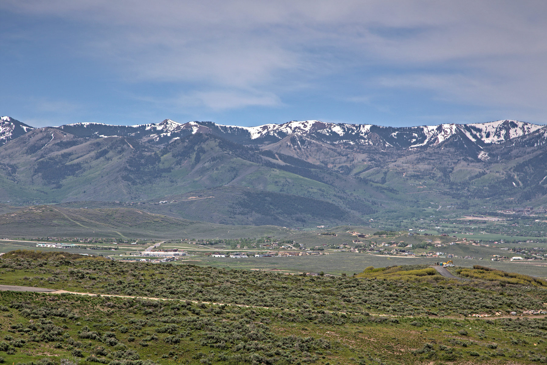 Земля для того Продажа на Beautiful Promontory View Lot In The Summit 8950 N Promontory Ranch Rd Lot 28 Park City, Юта, 84098 Соединенные Штаты