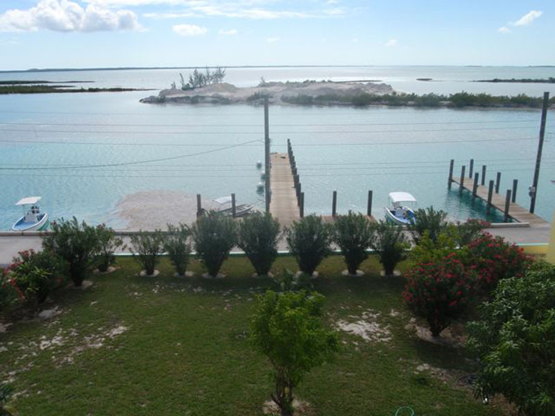 Additional photo for property listing at Harbour View - Great Harbour Views & Private Dock Spanish Wells, Eleuthera Bahamas