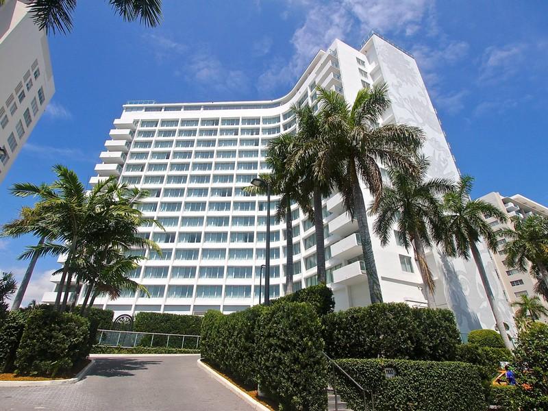 Condominium for Sale at Mondrian South Beach 1100 W Ave # 315 Miami Beach, Florida 33131 United States