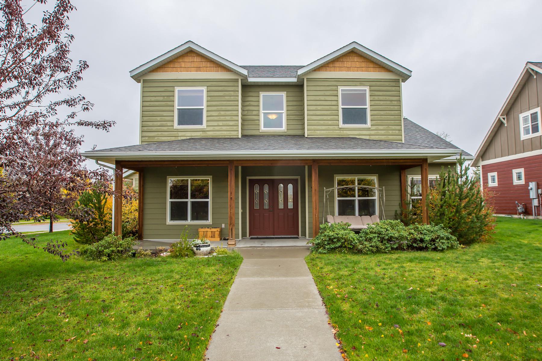 단독 가정 주택 용 매매 에 Forest Glen 984 Forestglen Bozeman, 몬타나, 59718 미국