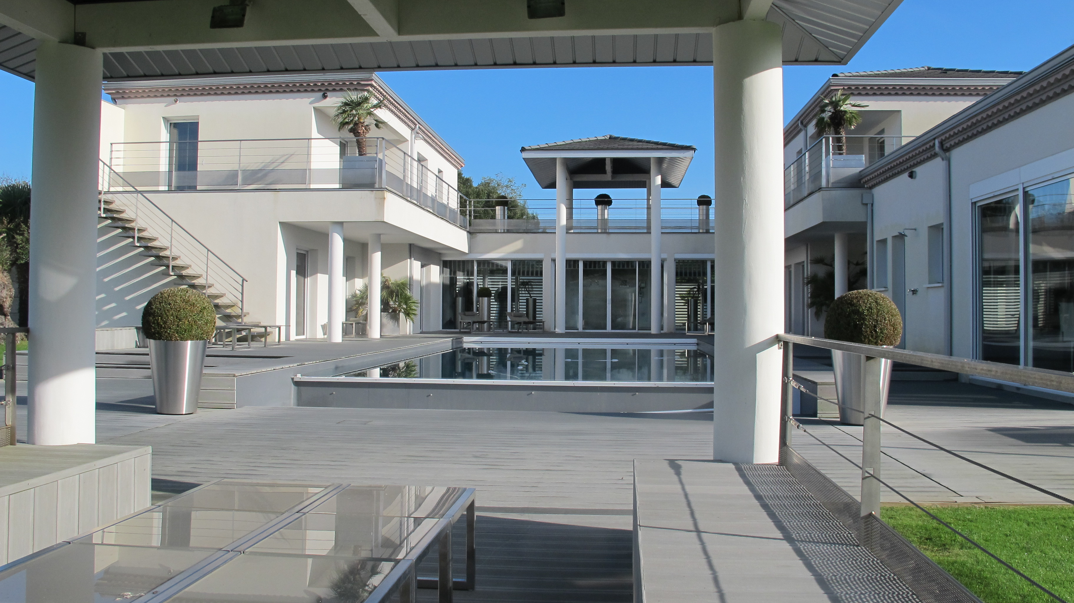 一戸建て のために 売買 アット Villa de 400 m2 de style Californien. Bordeaux, アキテーヌ 33600 フランス