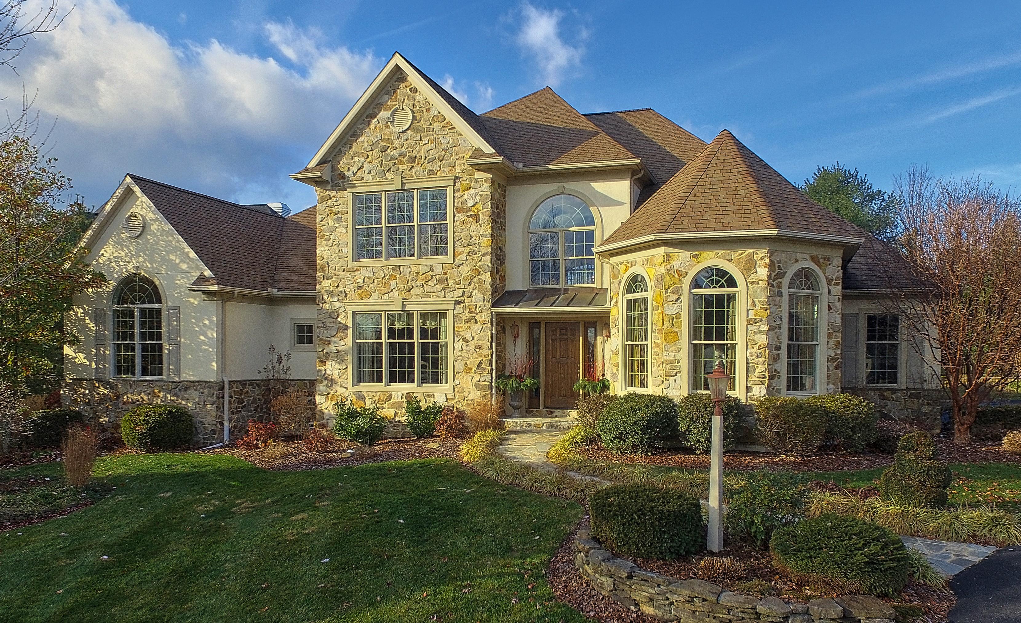 Maison unifamiliale pour l Vente à 679 Goose Neck Drive Lititz, Pennsylvanie 17543 États-Unis